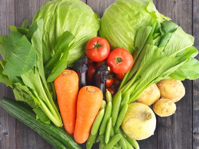 健康な食事を思考する
