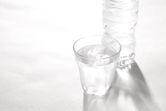 水分補給で集中力アップ