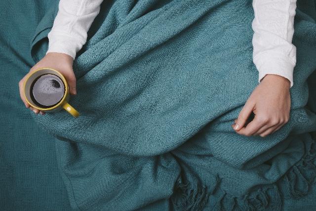 冬の睡眠の質を向上するには