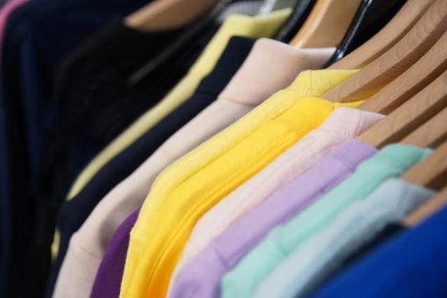 服の基本色を決める