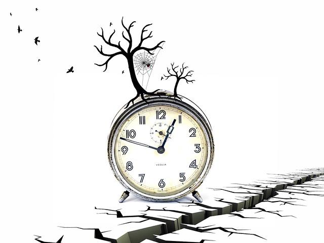 時間感覚を変えよう