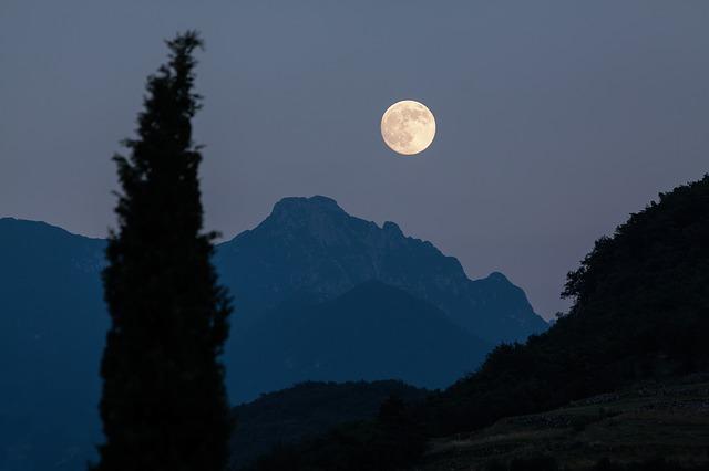 満月のパワー