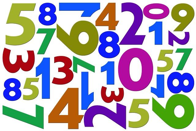 数字の開運パワー