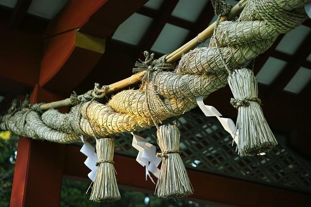神社参拝で浄化