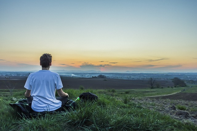 ステージを上げる瞑想