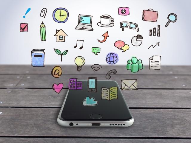仕事効率を妨げるアプリ