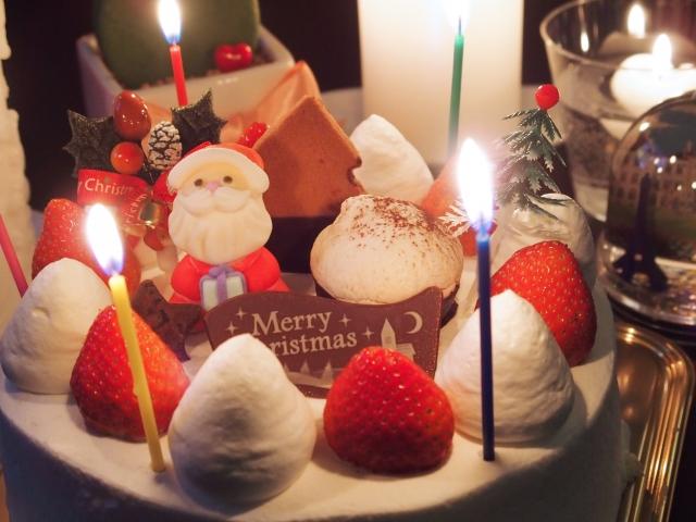 家族とクリスマス