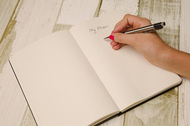 未来日記の書き方