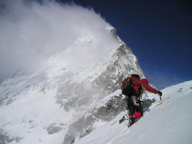 雪の日の歩き方