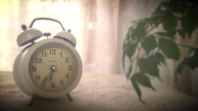 正月ボケで朝起きられない
