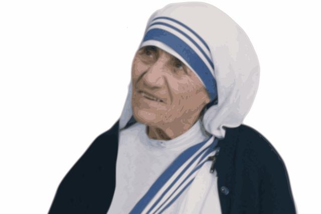 マザーテレサが貧しい人たちから受け取っていたもの