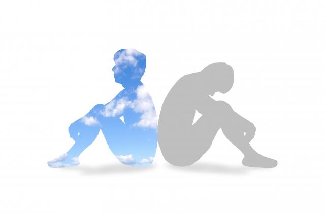 弱い自分を許せると強くなれる