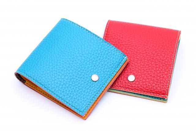 財布の色と開運
