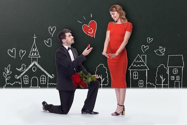 結婚の引き寄せ体験談