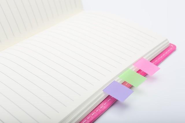手帳に何を書けばいいのか