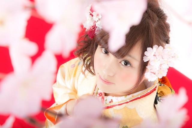 桜と日本人の心の思い出