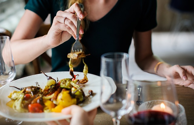食事瞑想のやり方