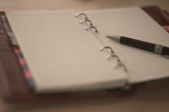 引き寄せノートに書くこと