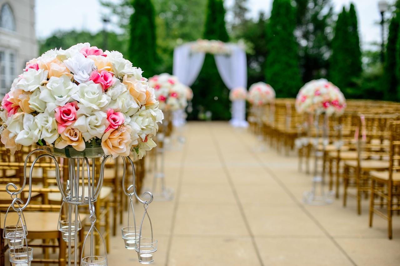 結婚式の待受