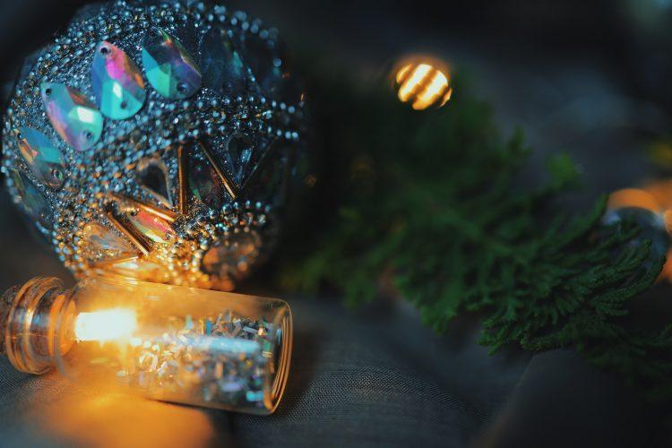 クリスマスは聖なる夜だ